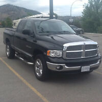 2005 Dodge Power Ram 1500 Laramie Heavy Duty