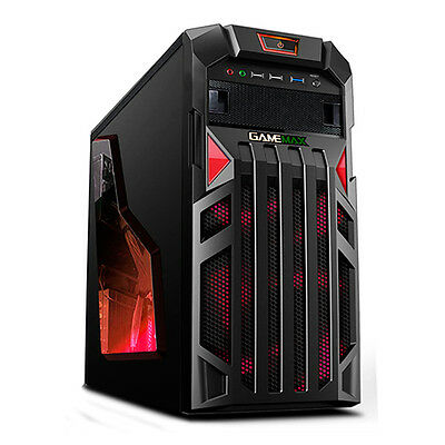 ULTRA FAST Quad Core 8GB 1TB Desktop Gaming PC Computer 4.2GHz 7650K R7 Graphics