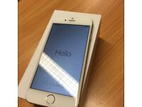 I phone 6 128gb in gold