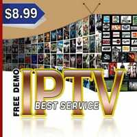 IPTV -[SUBSCRIPTION SPECIAL] - Free trial $8.99