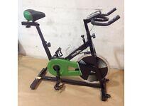 PowerTech S1000 Racing Exercise Bike RRP £279.99 (spinning bike)