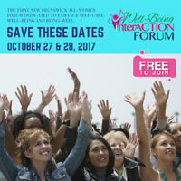 Well-Being InterACTION Forum - Oct 27th & Oct 28th