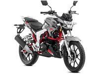 Lexmoto VENOM SE 125CC GEARED SPORTS MOTORBIKE MOTORCYCLE LEARNER LEGAL