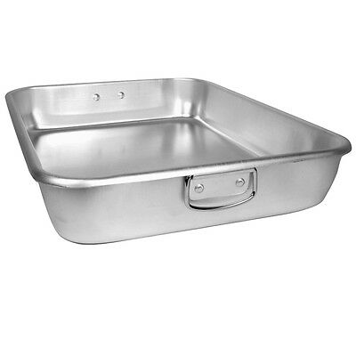 Thunder Group Alrp9605 Double Roasting Pan Without Bottom 24 X 18 X 4 12