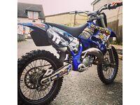 Yamaha yz 125 not cr rm sx kx
