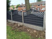 Fencing / block paving/ patio / garden design/ painting/ landscape / Floor tiling