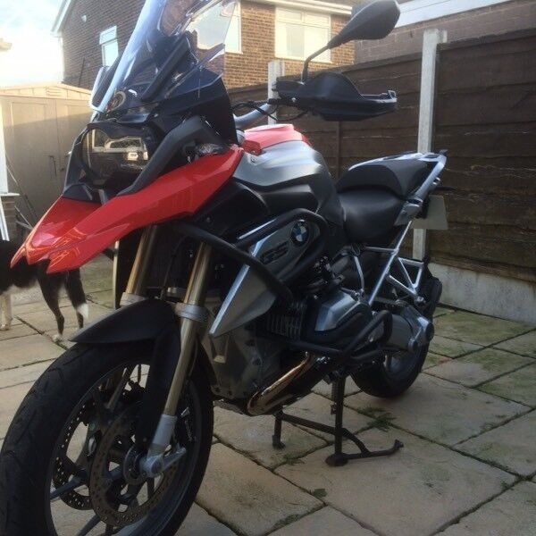 BMW R1200GS 2013 Fully serviced low mileage £7990.00