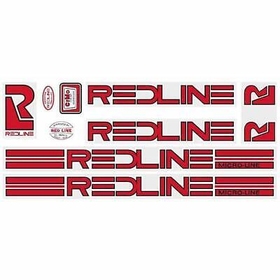 includes 4 decals REDLINE TECHMATIC Bottom Bracket Decals-Choice of 9 colors,