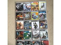 PS3 GAMES QUICK SALE