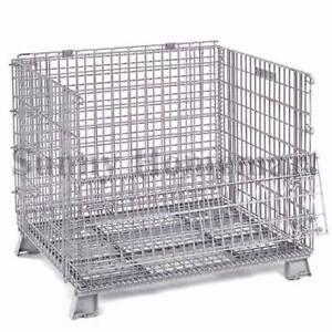 Brand New Stillage Basket Collapsible Wire Mesh Storage Container Canberra Region Preview