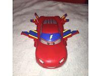 Disney cars hawk Lightning McQueen