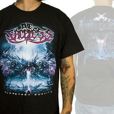 THE FACELESS - Planetary Duality - T SHIRT S-M-L-XL-2XL Brand New Official