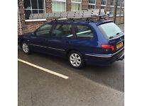Peugeot 406 hdi GLX estate 12 months mot