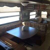 Camper AND leased lot at Candle Lake - Reduced
