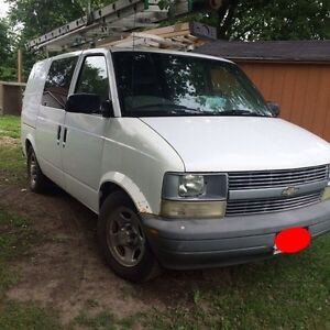 2004 Chevy Astro work van
