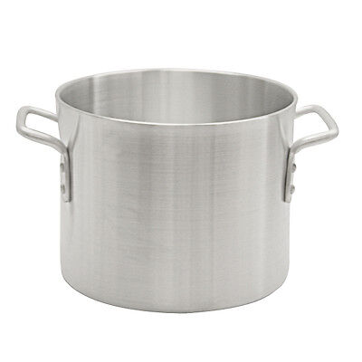 Aluminum Stock Pots & Lids | Professional Cookware | NSF | Free Shipping #