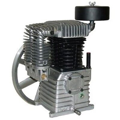 Rolair 3-5hp Two Stage Air Compressor Pump W Flywheel Pmp22k24ch K24