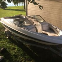21' bayliner bowrider - priced to sell