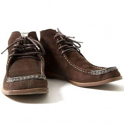 (SALE) MIHARA YASUHIRO Suede chukka boots Size US 8(K-26611)