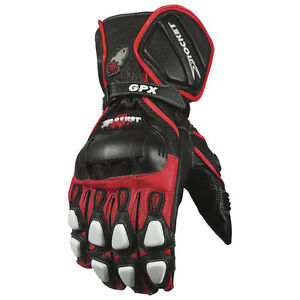 Joe Rocket GPX Leather Gloves