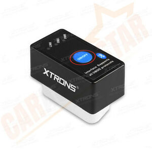 ELM327 OBD2 OBDII Car Bluetooth Scanner Android Auto Scan Diagnostic Tool Switch