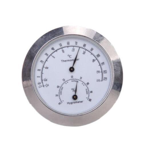 Hygrometer Thermometer Moisture Meter Humidity Monitor Guita