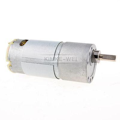 12v Dc 2rpm Replacement Torque Gear Box Motor