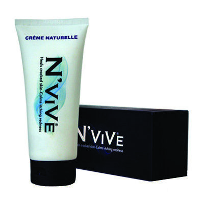 Authentic Nvive Natural Healing Cream USA SELLER cracked damage -
