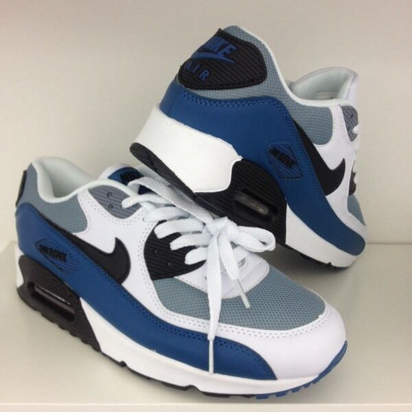 vyndi Nike air max 90 Blue/White All Sizes Available   in Croydon