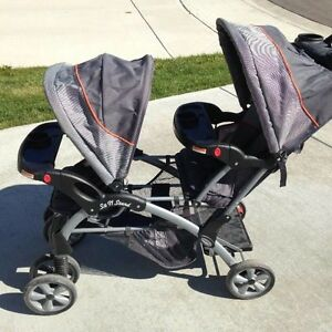 Baby trend double /sit and stand