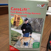 CareLift Full-Body Lifting Harness for Large Dogs