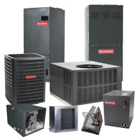 Central A/C installed starting at $ 1850.00