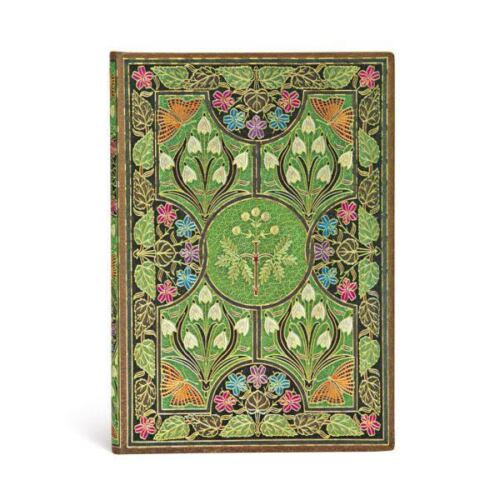 "Paperblanks ADDRESS BOOK ""Poetry in Bloom"" Midi 5""x7"" Address Book"