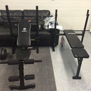 Weight bench $20