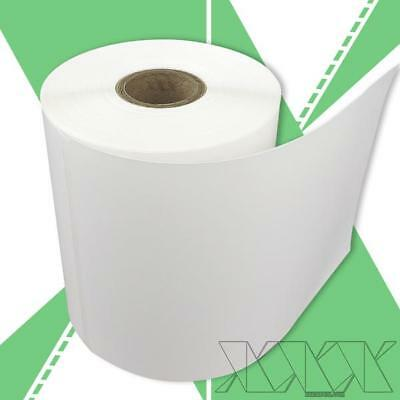 10 Rolls 4x6 Direct Thermal Labels Rollo Compatible Perforated 250rl