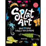 SPLAT ART - BLOPS & DRIBBLES IN NEED OF YOUR SCRIBBLES - KLUTZ ART & DRAWING KIT