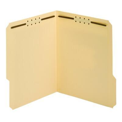 Office Depot Brand File Folders With 2 Fasteners Letter Size 13 Cut 25-pk