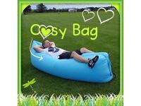 Inflatable air bag/sofa
