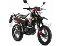 *Brand New* Lexmoto Adrenaline 125 Warranty. Supermoto. Main dealer. Free delivery. White