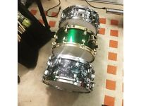 Tama Starclassic snare drums