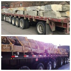 SAVE! Armour STONE_Deliverd! Quarry ROCK_To you! Peterborough Peterborough Area image 2
