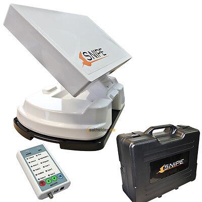 Selfsat Snipe Vollautomatische Satellitenantenne AutoSkew Sat System Antenne