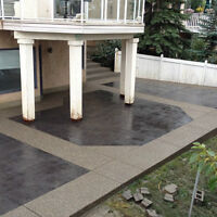 NO DEPOSITS - Johnny's Concrete - 40 YRS in Calgary - Warranty