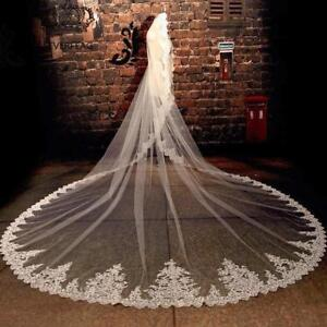 Stunning Bridal Veils at 50-70% OFF