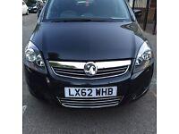 Vauxhall Zafira 1.6 i VVT 16v Design 5dr