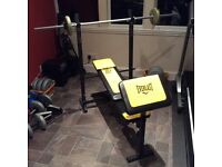 Everlast EV130 multi-bench