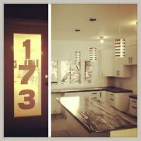 Newlybuilt co-share house rental property