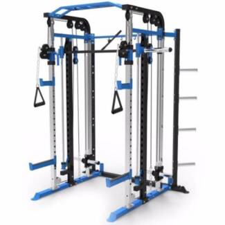 Smith Machine Functional Trainer Package