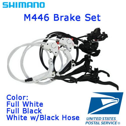 OE SHIMANO SLX BR-BL-M7000 M7100 Bike MTB Hydraulic Disc Brake Set Front//Rear