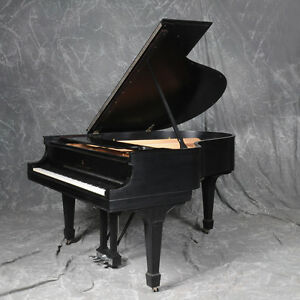 Steinway Model O grand piano 1918